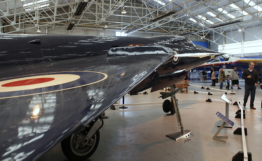 photoblog image The Fairey Delta 2 or FD2 - My Kind of Jet