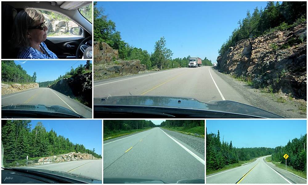 photoblog image Heading Home Hwy 144.. 271.7 km of Wilderness