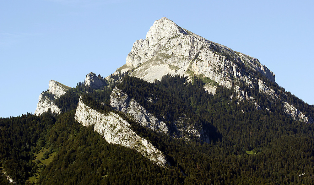 photoblog image The Grand Som of The Massif de Chartreuse